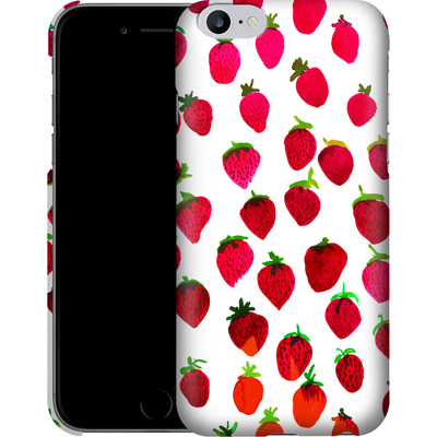 Apple iPhone 6 Plus Smartphone Huelle - Strawberries von Amy Sia