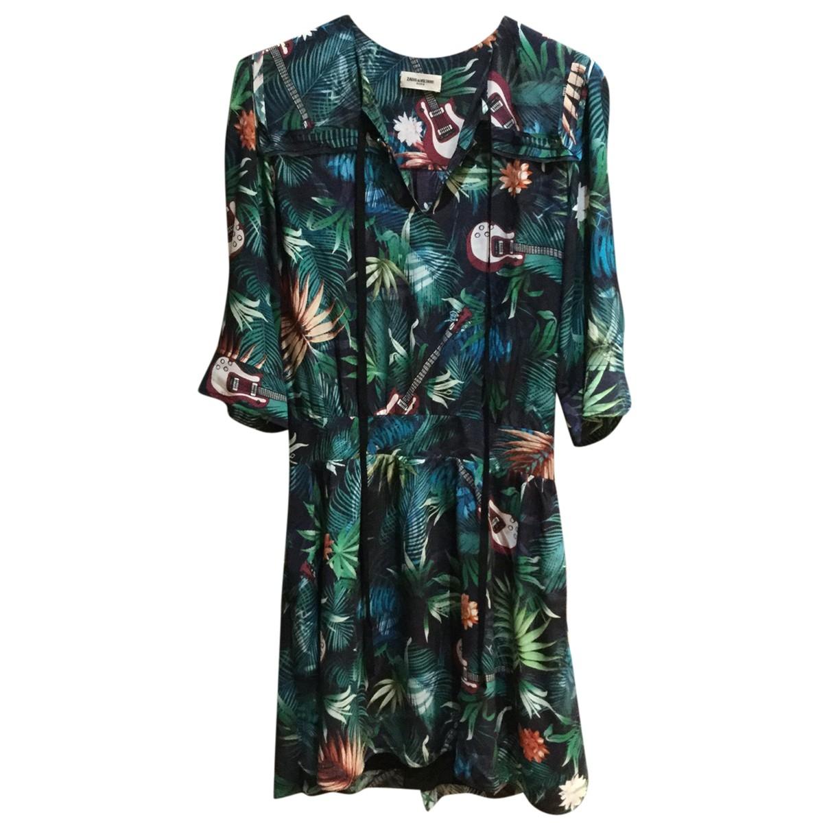 Zadig & Voltaire \N Multicolour dress for Women XS International