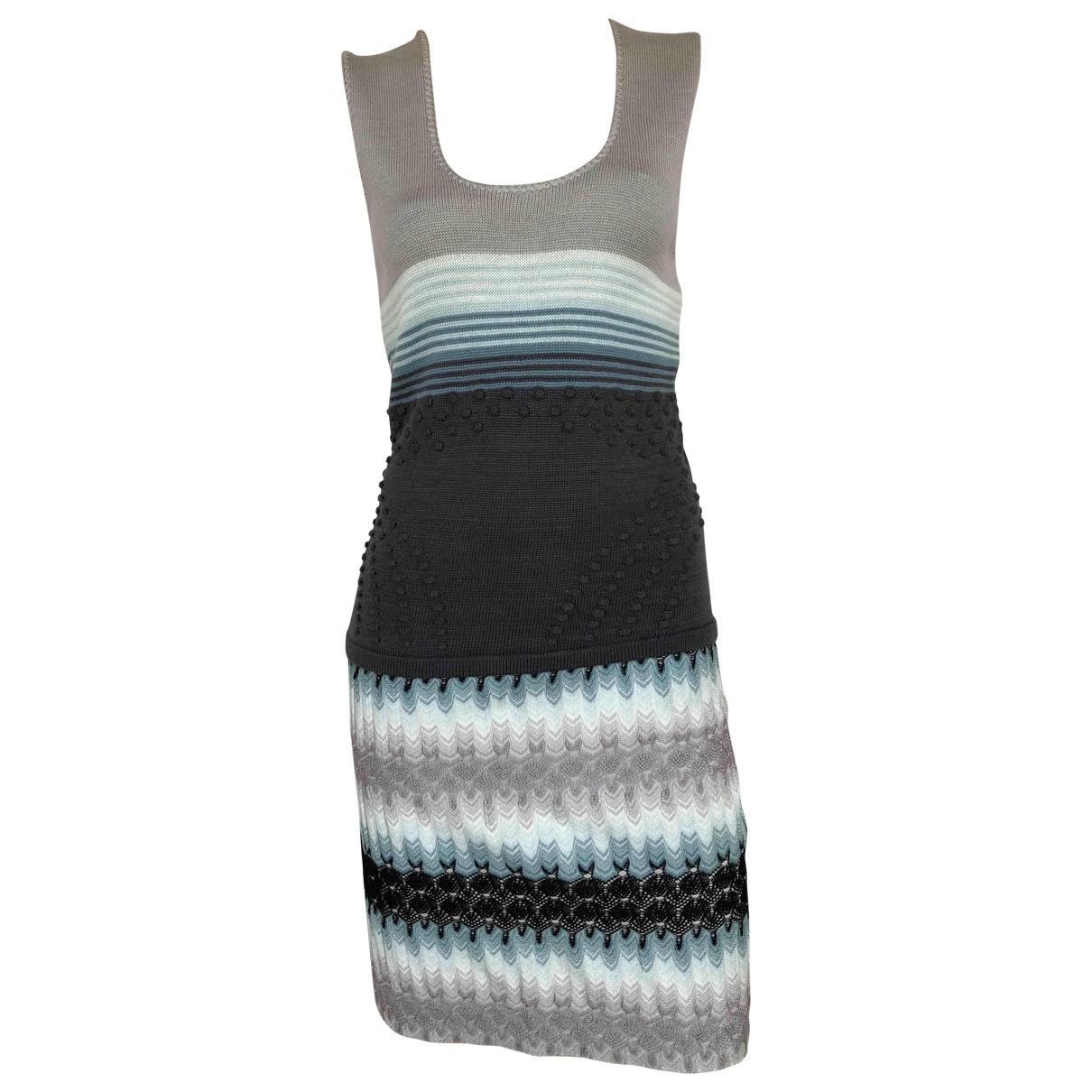 Missoni \N Multicolour Wool dress for Women 40 IT