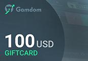 Gamdom $100 Giftcard