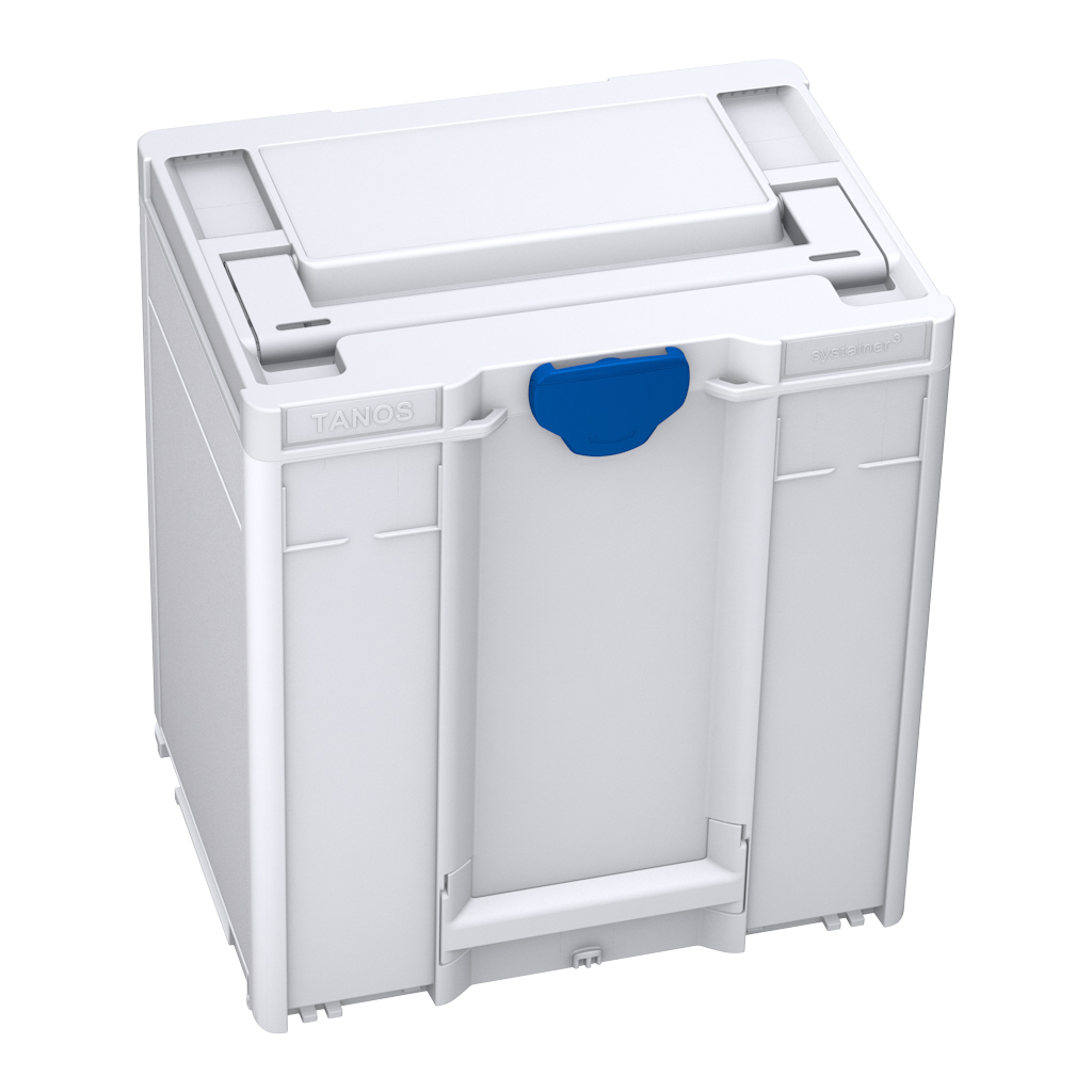 Systainer? M437 Storage Container, Light Gray