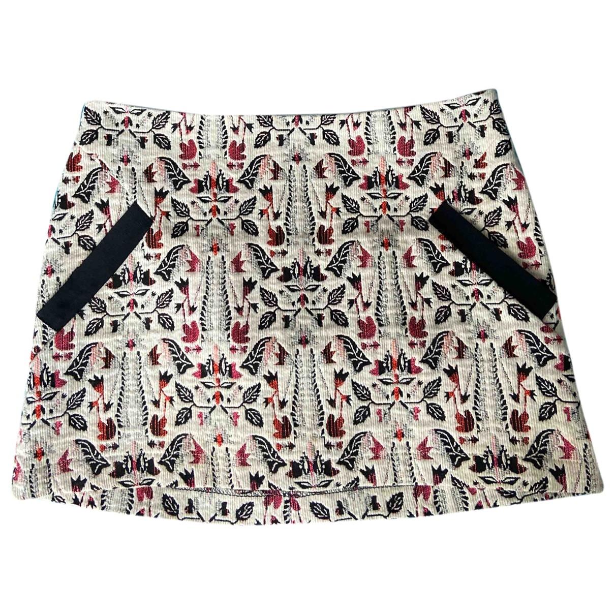 tophop \N Multicolour Cotton skirt for Women 36 FR