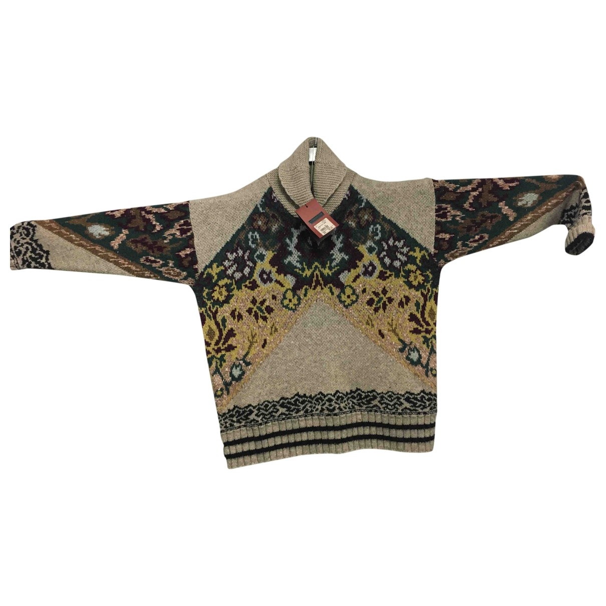Etro \N Pullover in Wolle