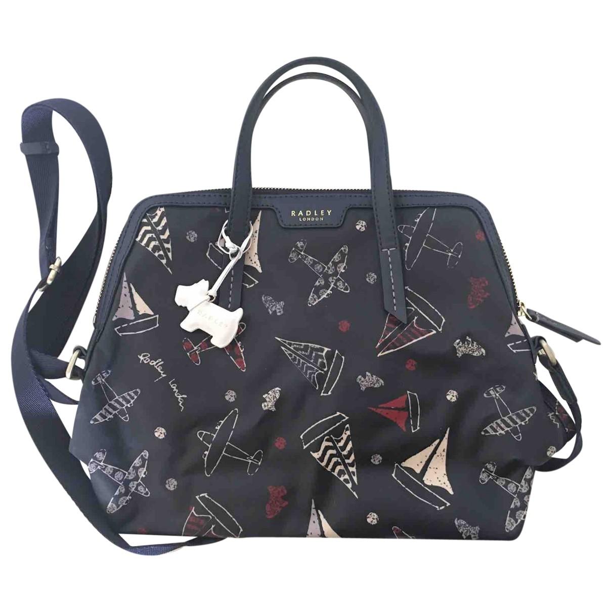 Radley London \N Navy handbag for Women \N