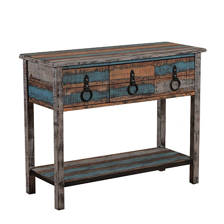 CALYPSO CONSOLE TABLE, One Size , Multiple Colors