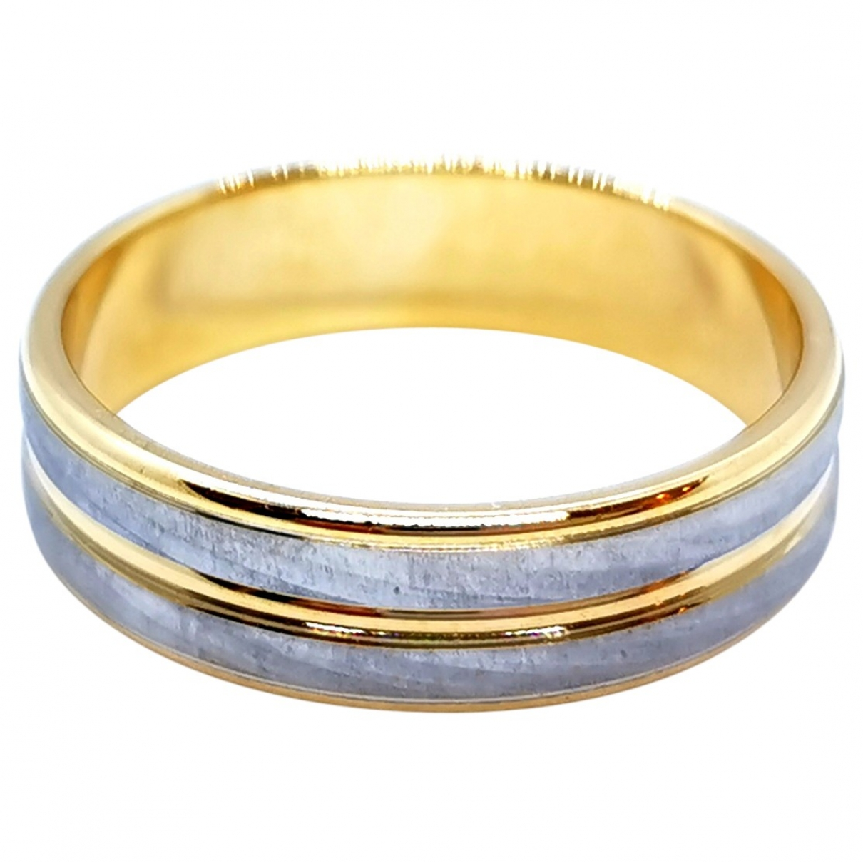 Autre Marque \N Gold Yellow gold ring for Women 63 MM