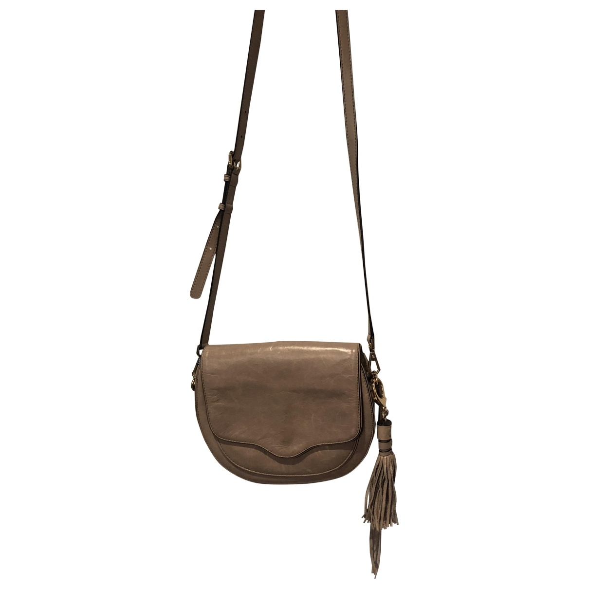 Rebecca Minkoff \N Grey Leather handbag for Women \N