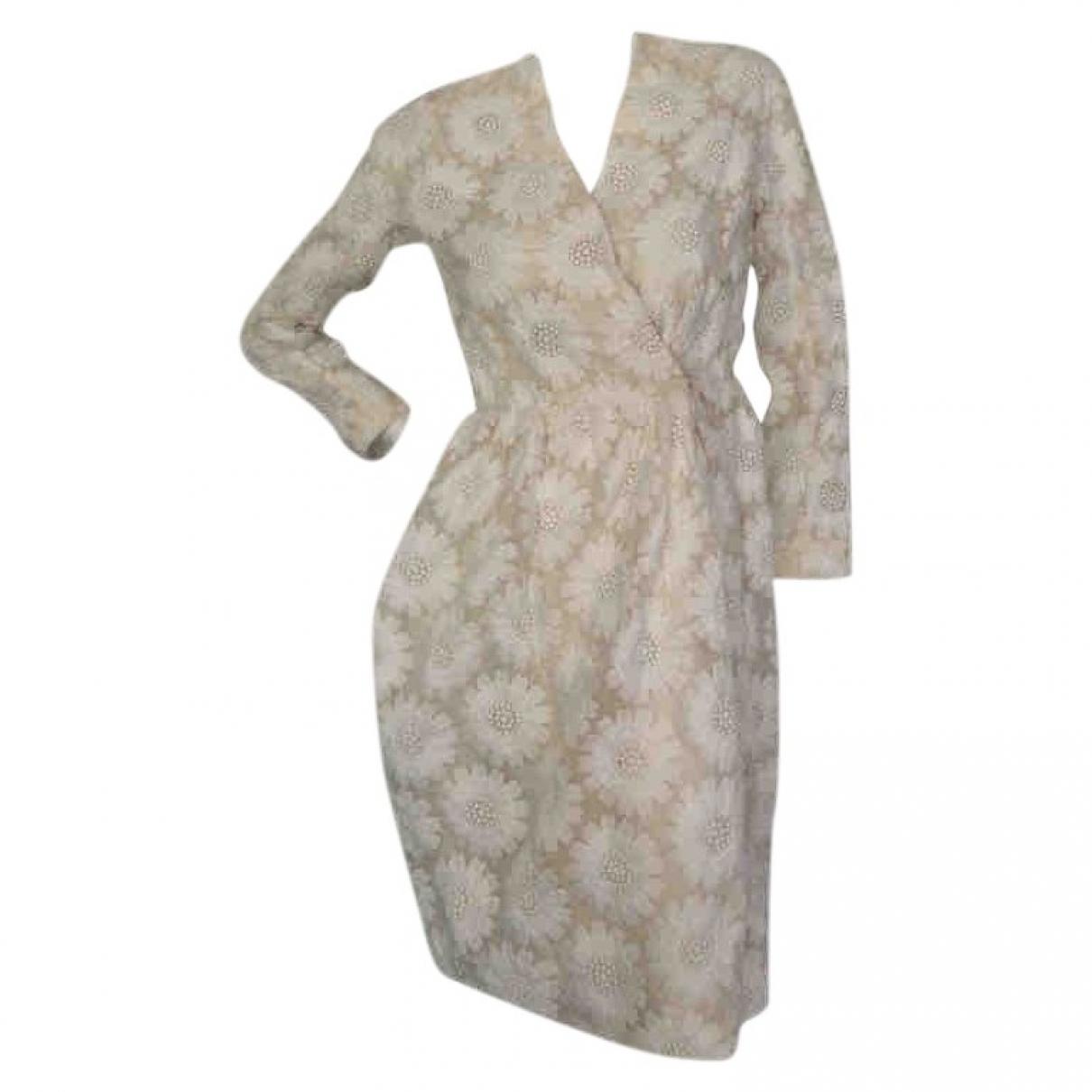 Giambattista Valli - Robe   pour femme en soie - blanc