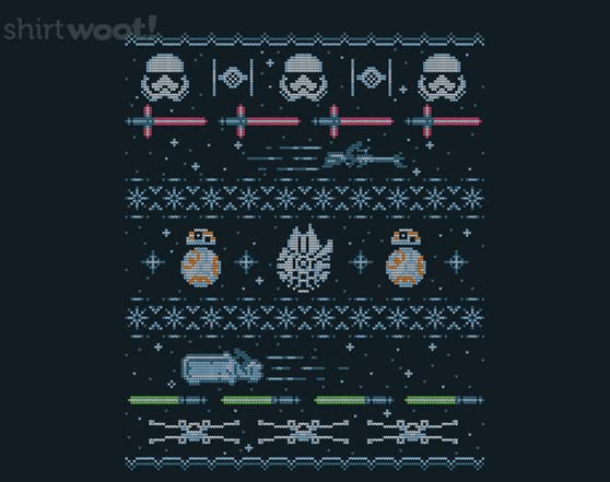 The Season Awakens T Shirt