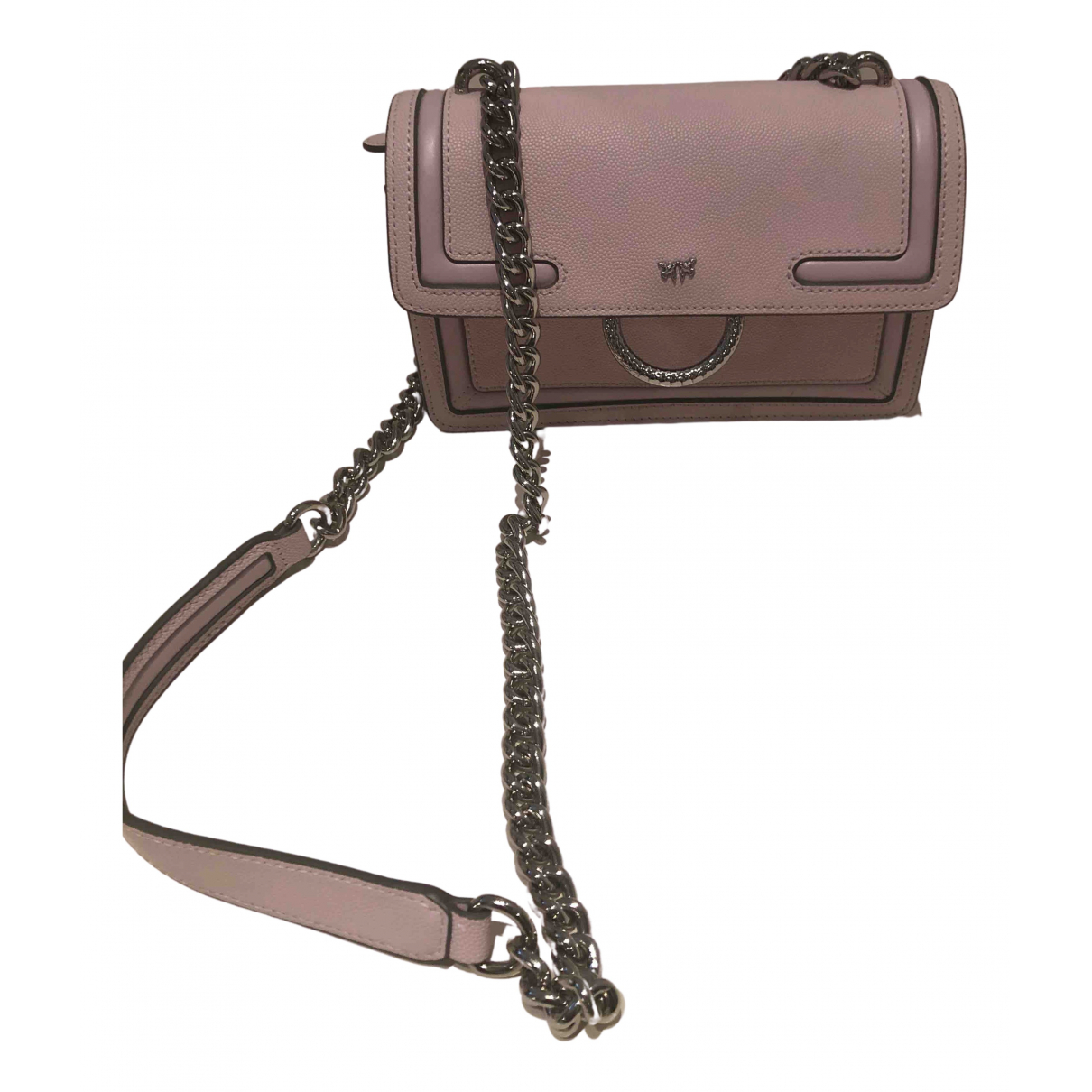 Pinko Love Bag Handtasche in Leder