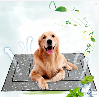 Summer Cooling PetMat Anti-slip Mat Dog Cat Mat Cooling PetMat