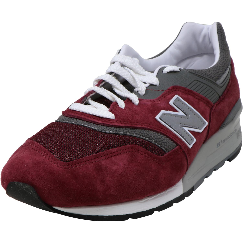 New Balance Men's M997 Br Ankle-High Sneaker - 6.5M