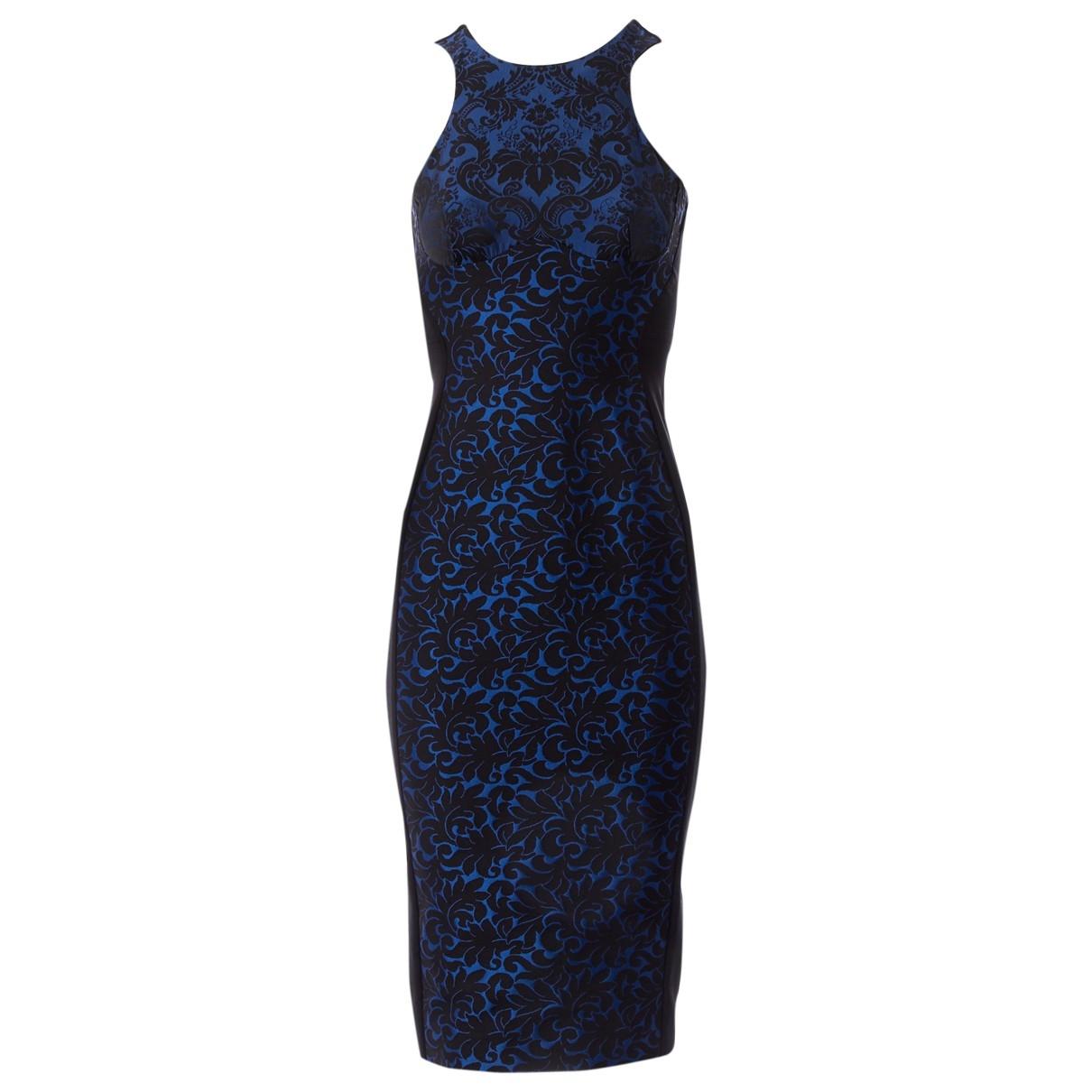 Stella Mccartney \N Black Wool dress for Women 36 IT