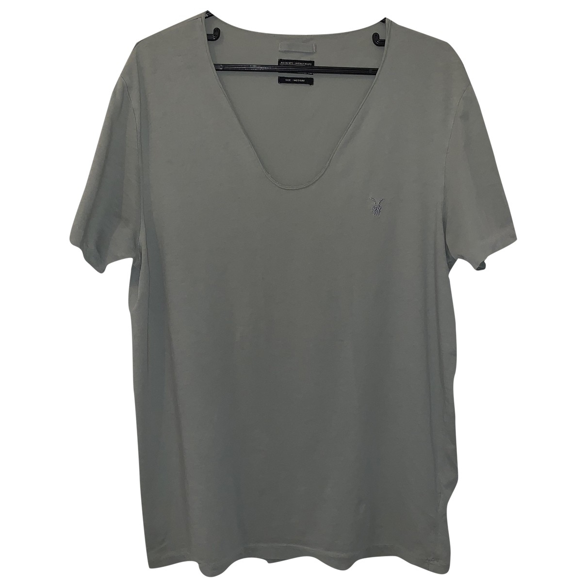 All Saints \N T-Shirts in  Gruen Baumwolle