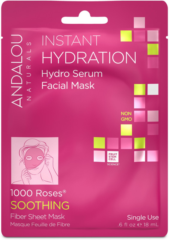 Instant Hydration Facial Sheet Mask