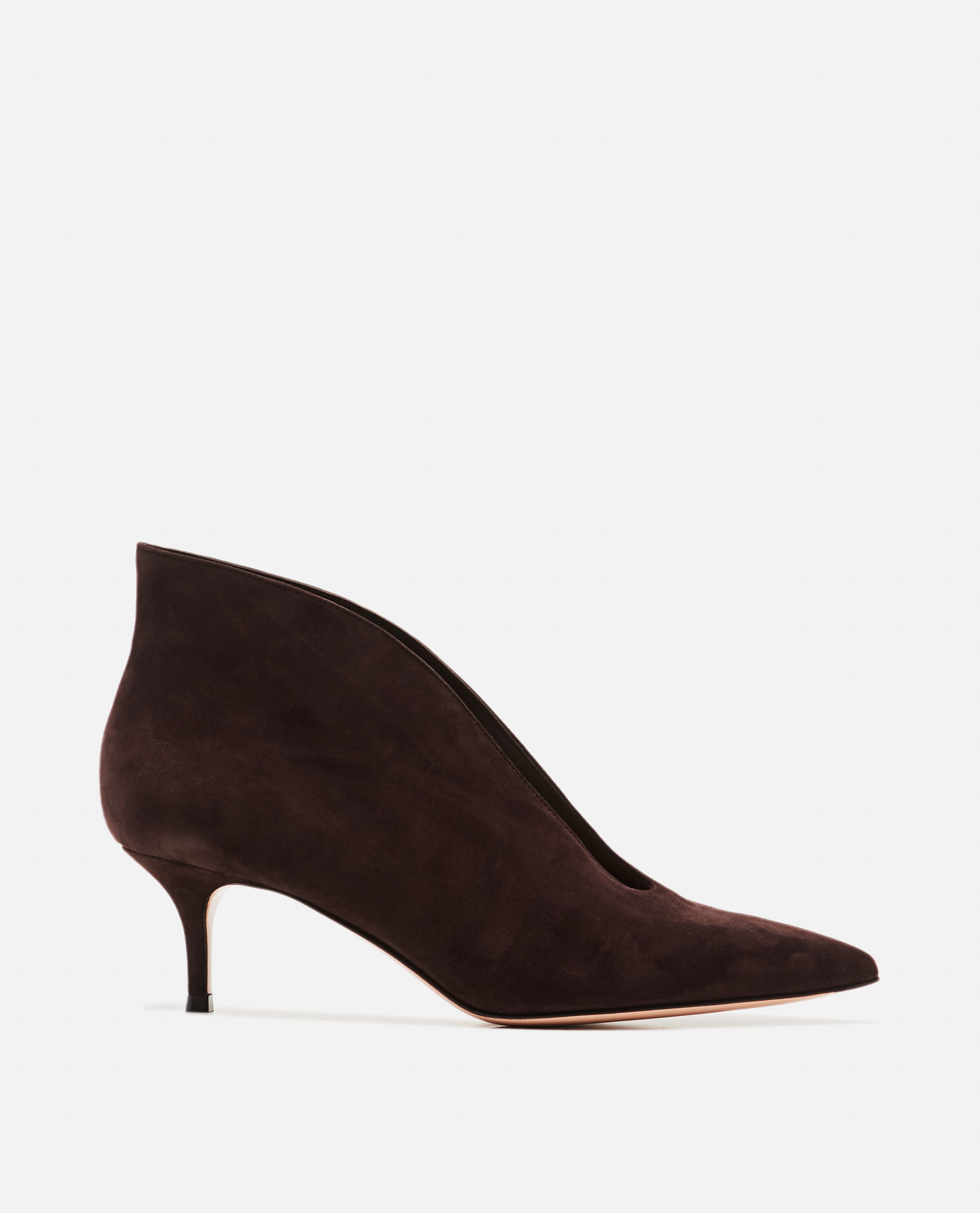 Leather Vania  boots