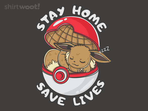 Stay Home - Adorable T Shirt