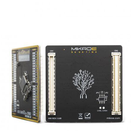 MikroElektronika MCU Card 29 for STM32 STM32F413RH MCU Add On Board MIKROE-3535