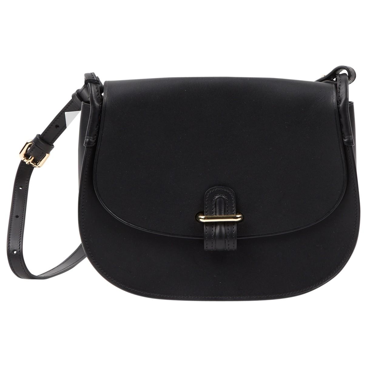 Céline Lefébure \N Black handbag for Women \N