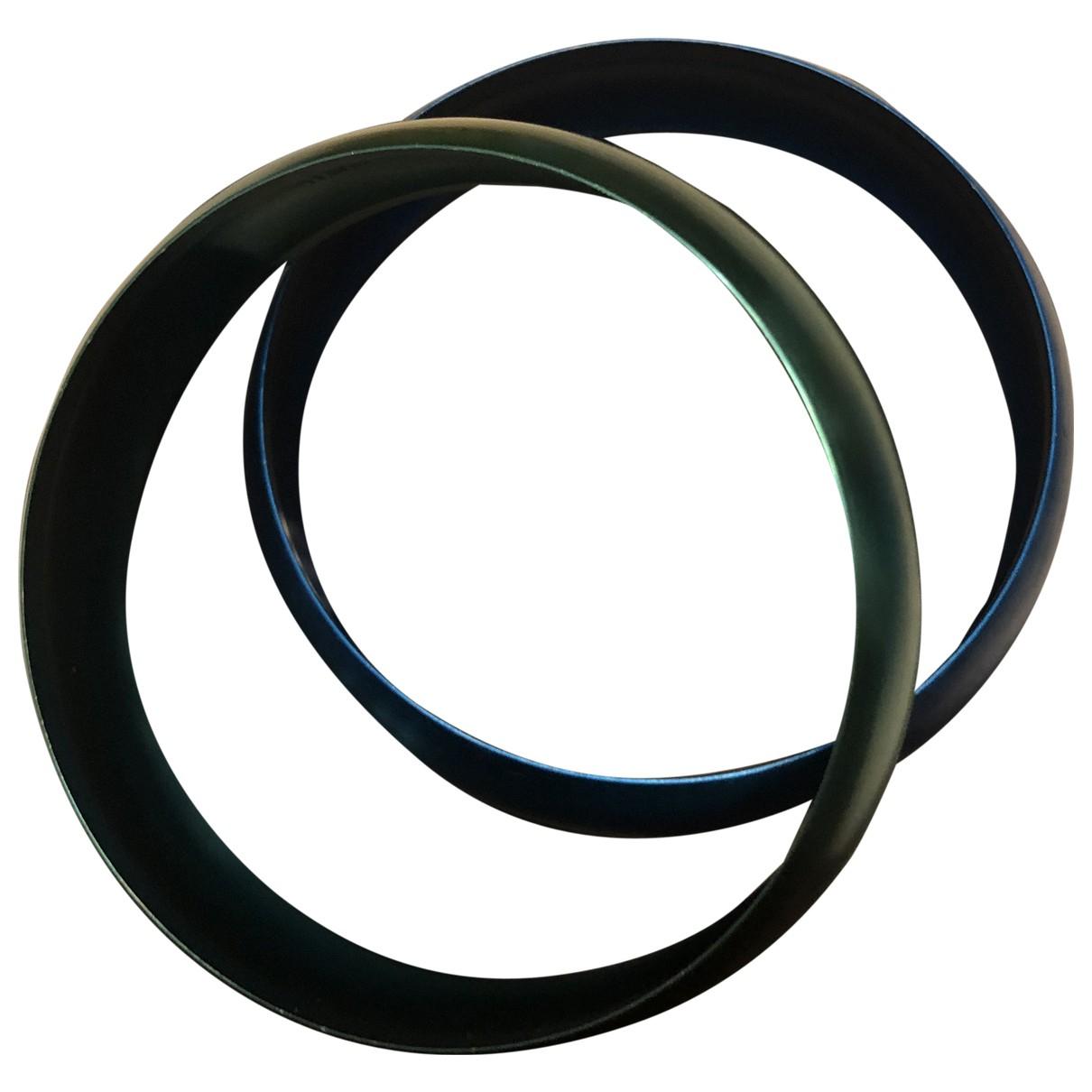 - Bracelet   pour femme en acier - bleu