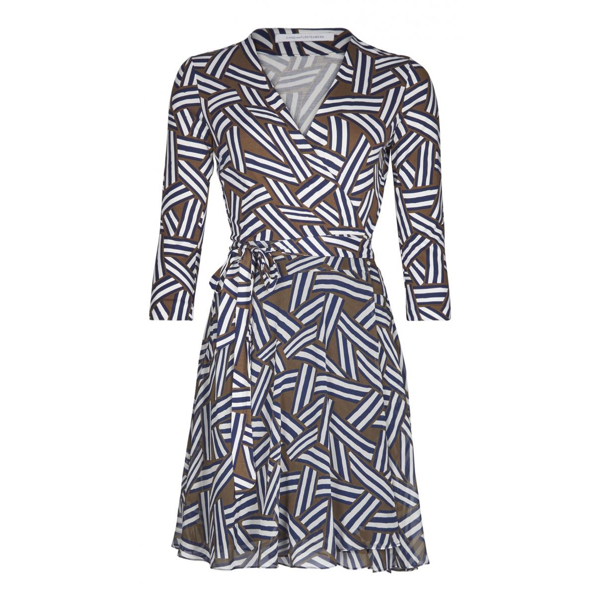 Diane Von Furstenberg N Multicolour Cotton dress for Women 10 UK