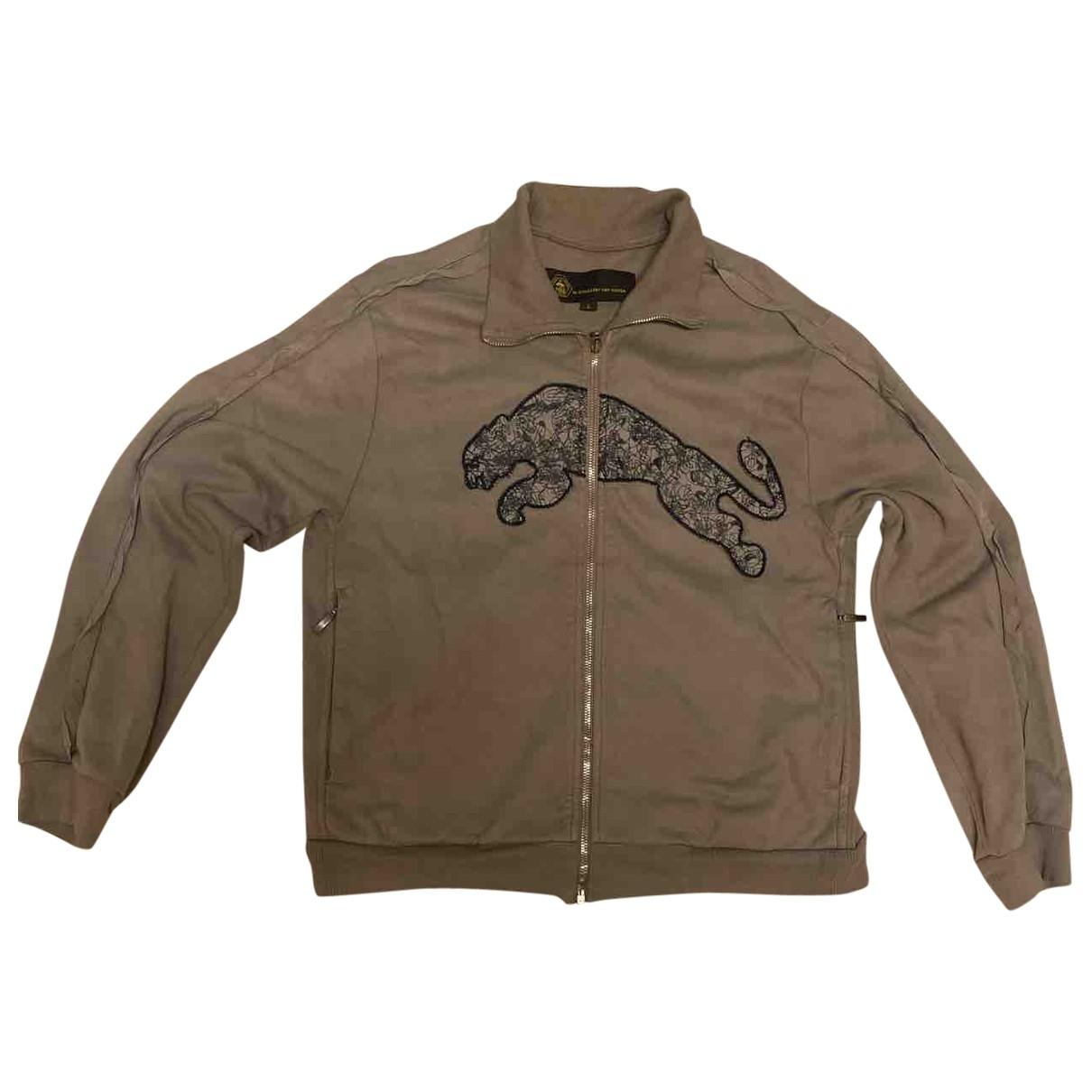 Puma \N Beige Cotton Knitwear & Sweatshirts for Men L International