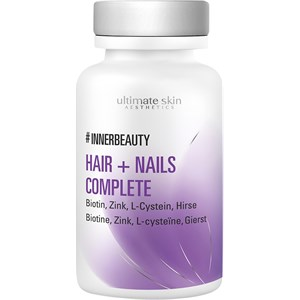 #Innerbeauty Food Supplement Hair & Nails Beauty Hair + Nails Complete 90 Stk.