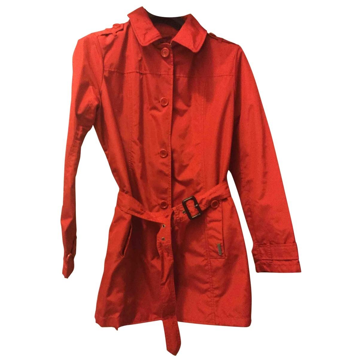 Woolrich \N Maentel in  Rot Synthetik