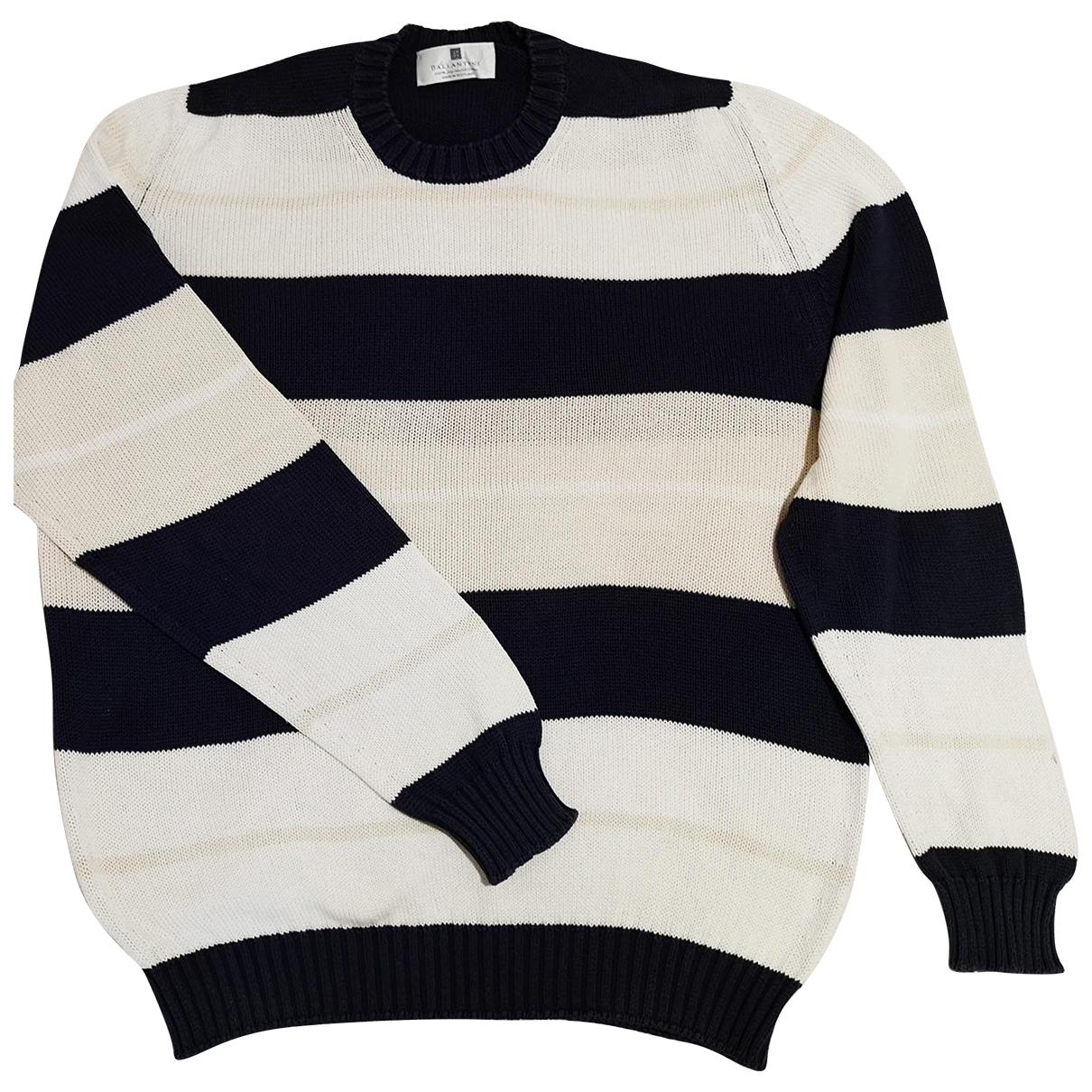 Ballantyne \N Pullover.Westen.Sweatshirts  in Baumwolle
