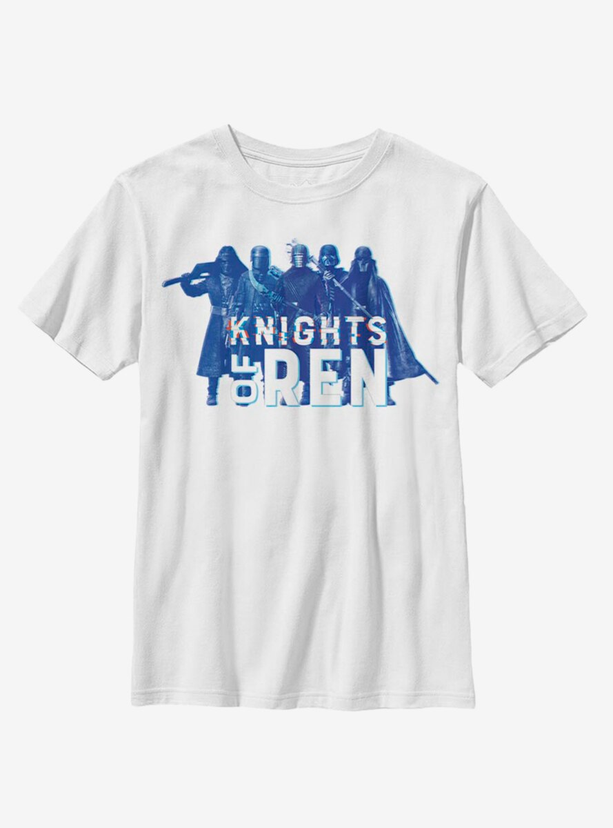 Star Wars Episode IX The Rise Of Skywalker Knights Of Ren Youth T-Shirt