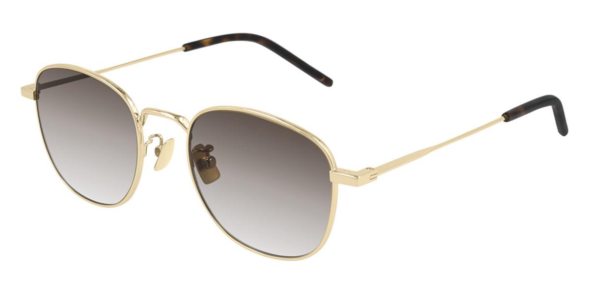 Saint Laurent SL 299 008 Men's Sunglasses Gold Size 50 - Free RX Lenses