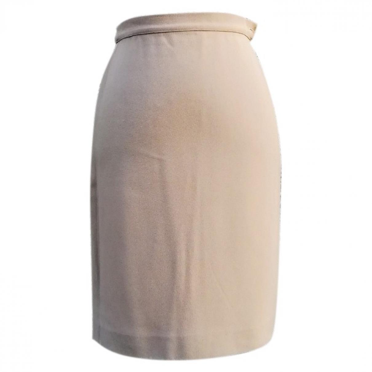 Sonia Rykiel \N Beige skirt for Women 38 FR