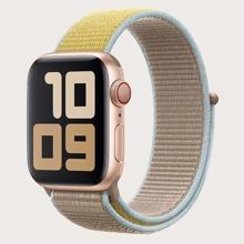 Colorblock Apple Watch Strap