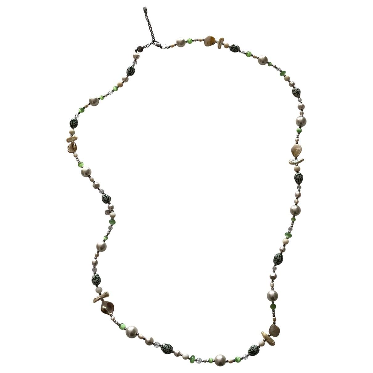 Collar largo de Perlas Dyrberg/kern