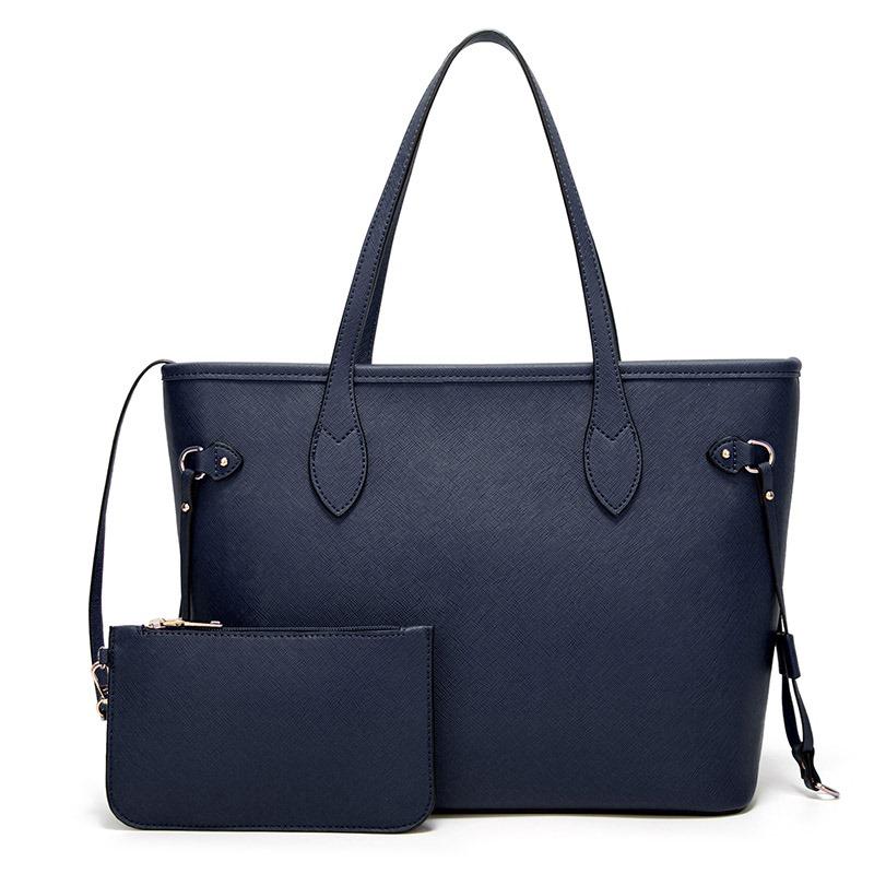 Ericdress PU Thread Rectangle Handbags