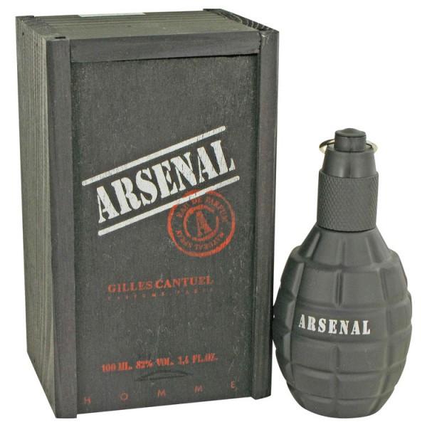 Arsenal Black - Gilles Cantuel Eau de parfum 100 ML