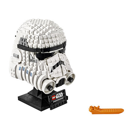 Lego Star Wars Stormtrooper Helmet, One Size , No Color Family