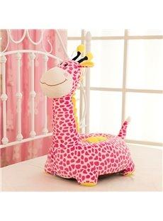 Super Cute Giraffe Cartoon Pattern Children Lazy Sofa Tatami Seat