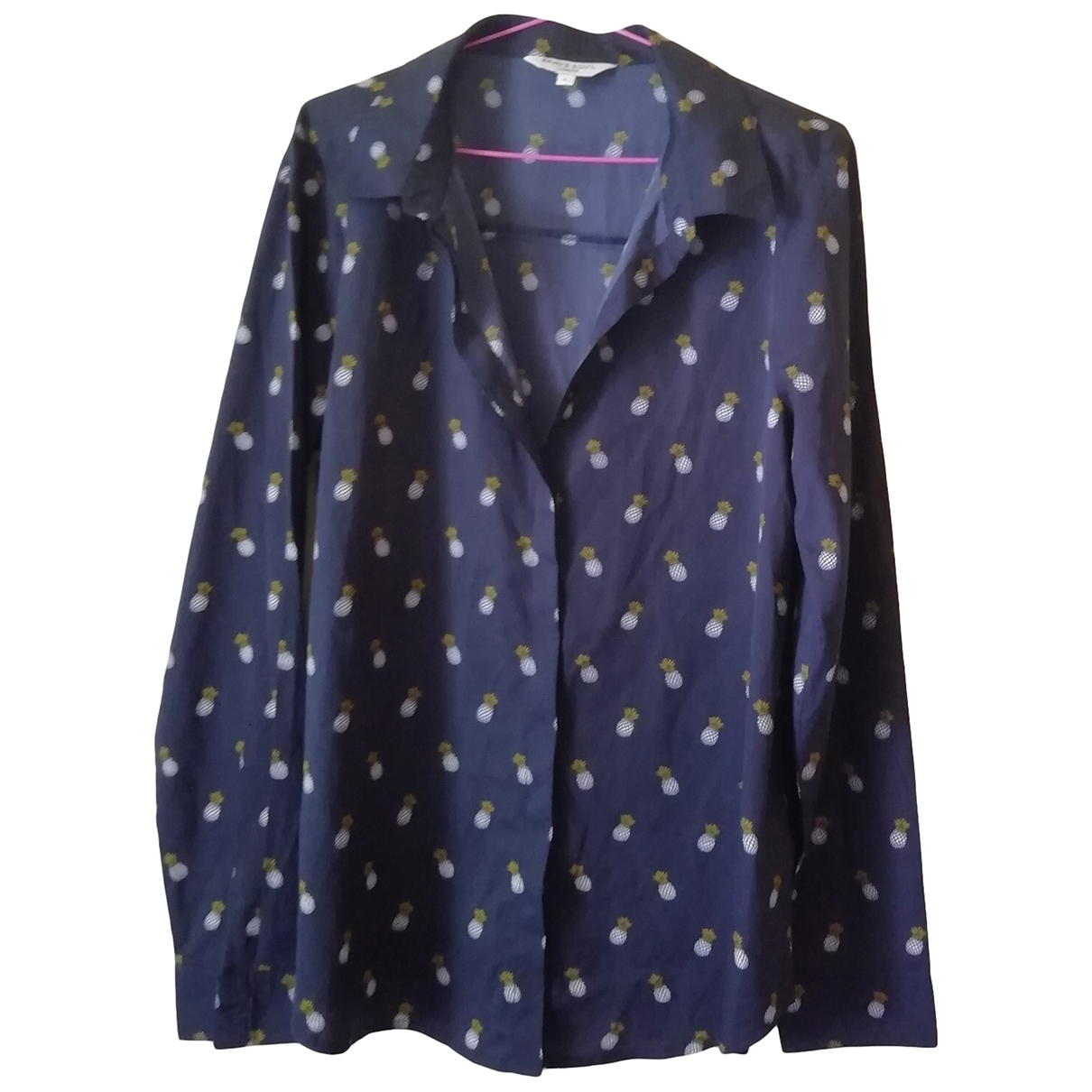 Non Signé / Unsigned \N Blue  top for Women L International