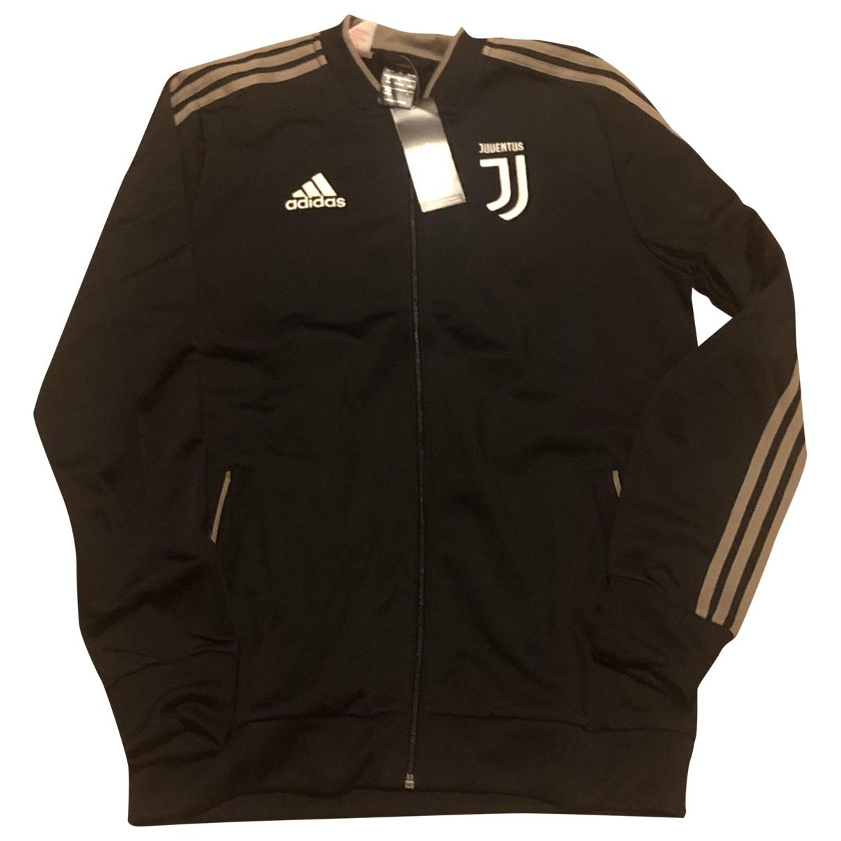 Adidas - Blousons.Manteaux   pour enfant - noir
