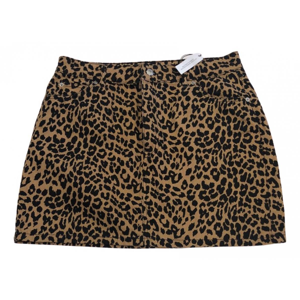 Mini falda Topshop