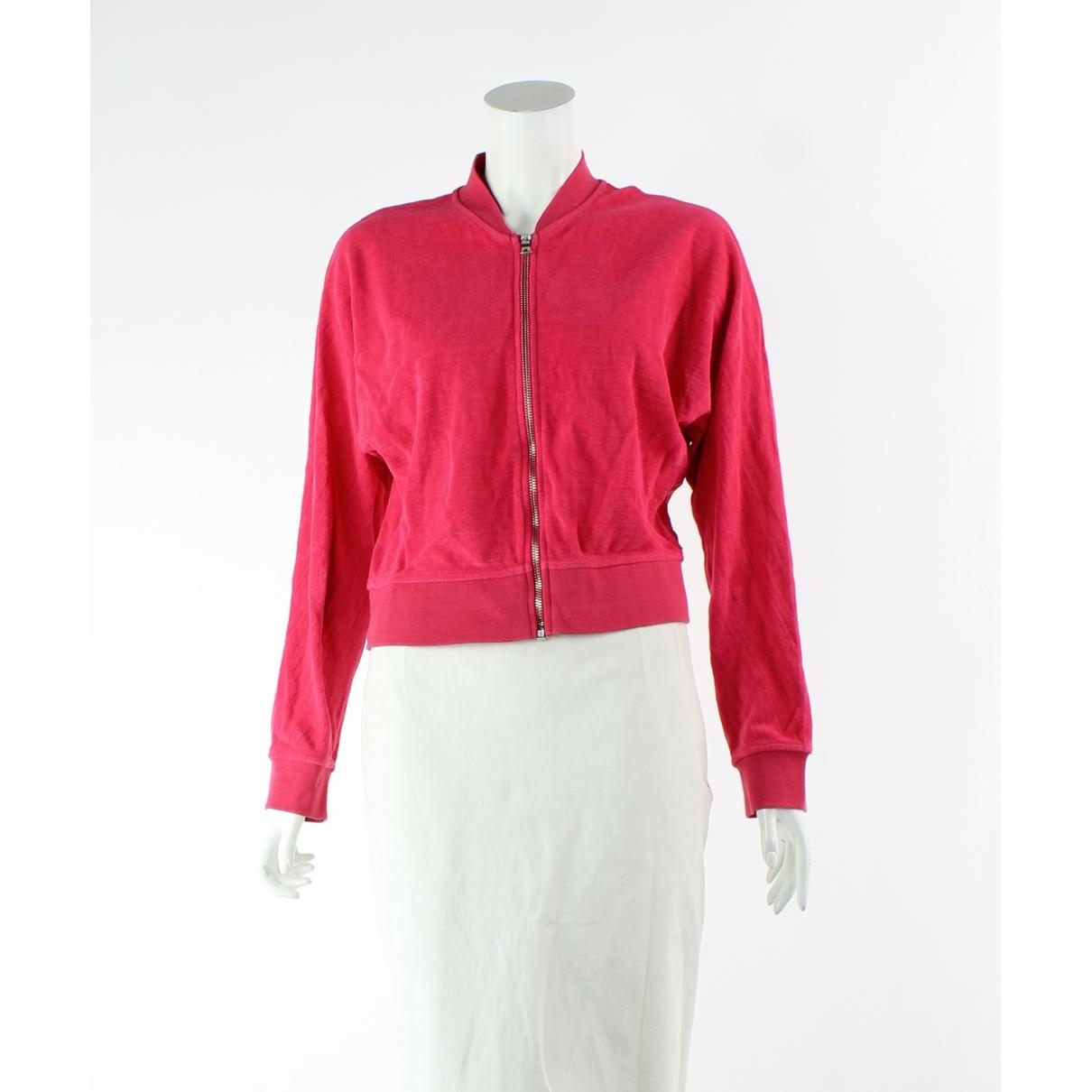 Orlebar Brown \N Red Cotton  top for Women M International