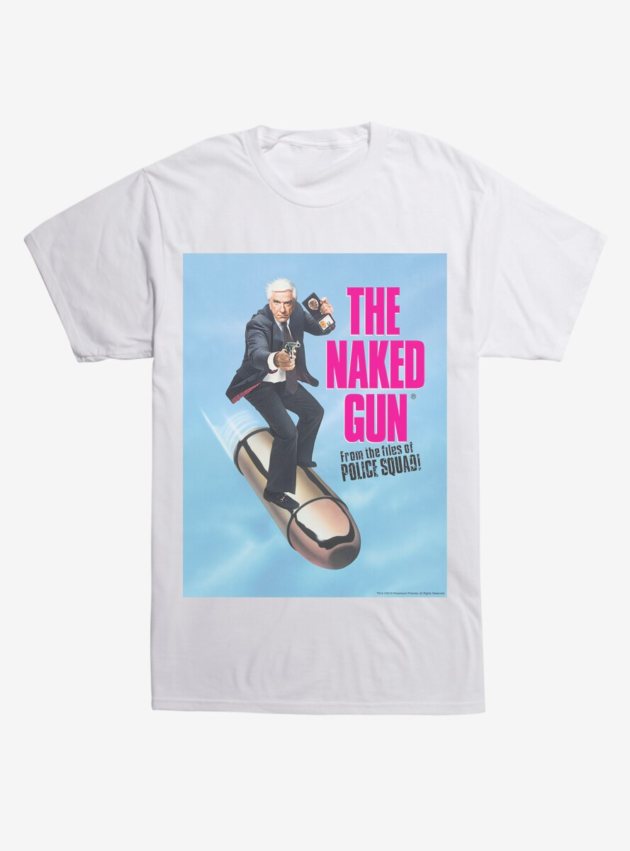 The Naked Gun Poster T-Shirt