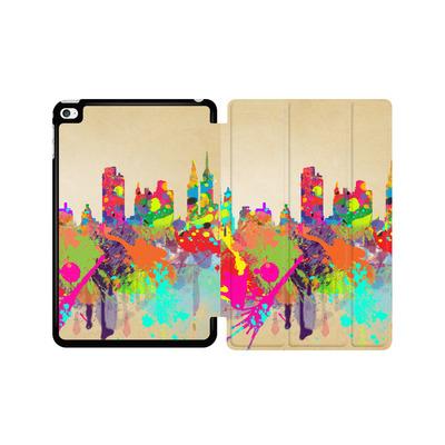Apple iPad mini 4 Tablet Smart Case - New York Skyline von Mark Ashkenazi