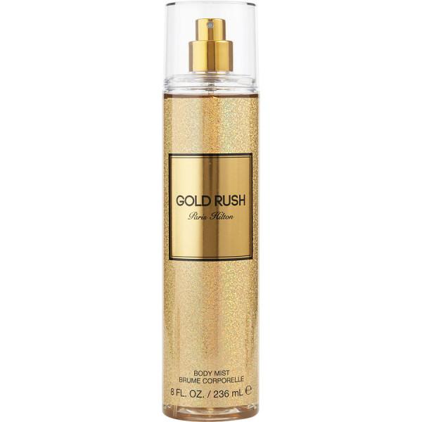 Gold Rush - Paris Hilton Bruma corporal 236 ml