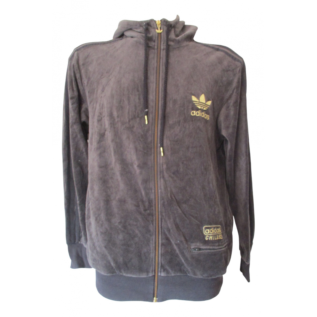 Adidas \N Brown Cotton Knitwear & Sweatshirts for Men M International