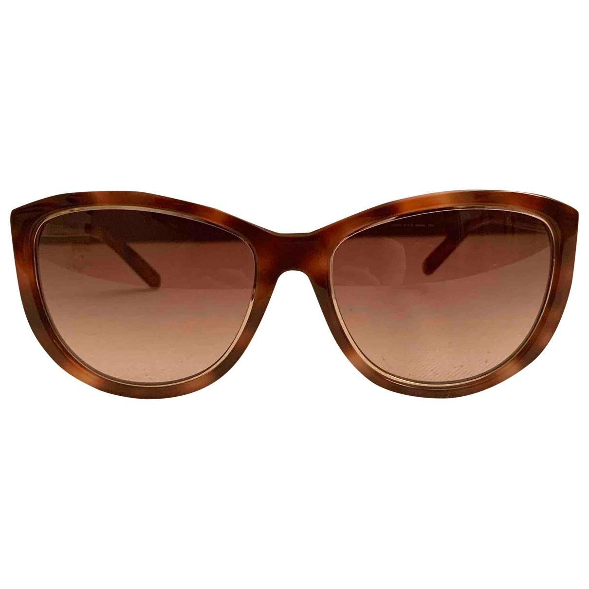 Tommy Hilfiger - Lunettes   pour femme - marron