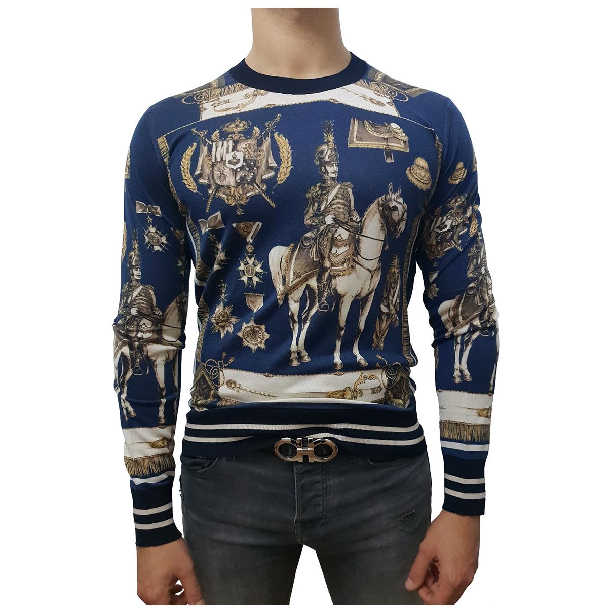 Dolce & Gabbana \N Multicolour Cashmere Knitwear & Sweatshirts for Men 46 IT