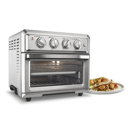 Cuisinart Air Fryer Convection Toaster Oven, One Size , Stainless Steel