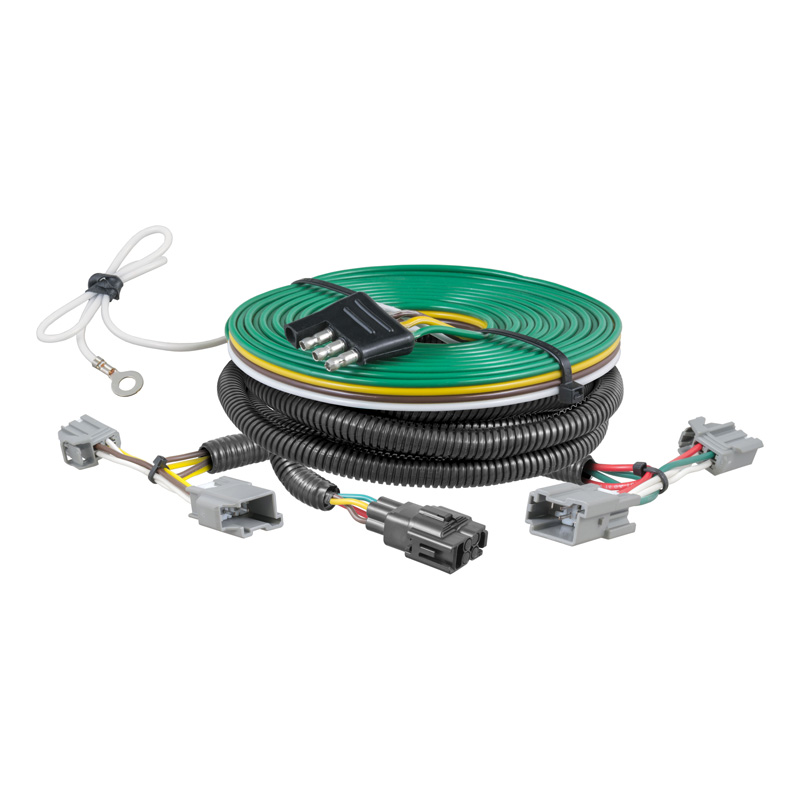 Curt 58944 Custom Towed-Vehicle RV Wiring Harness